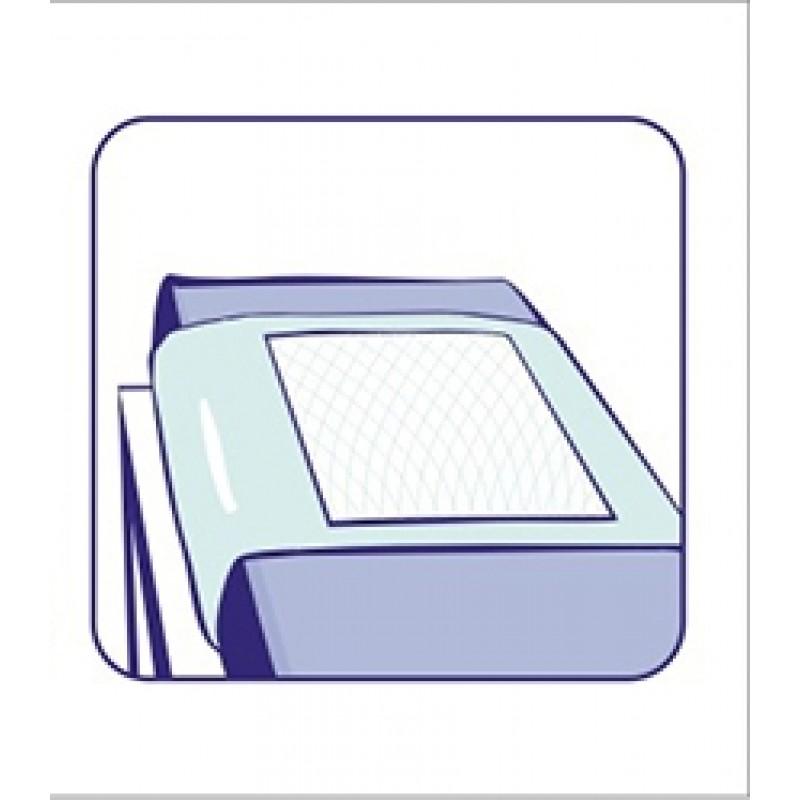 Пеленки супервпитывающие 90 см*90 см с фиксаторами