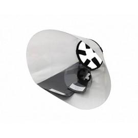 Воротник защитный пластиковый на липучке размер № 1 (10 см)