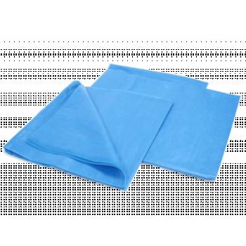 Простыня хирургическая (0,4*0,4 пл 25, голубая)