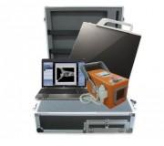 Переносная ветеринарная рентгеновская DR система EcoView 1417