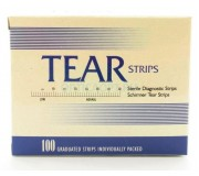 TEAR STRIPS (TEAR FLO) ТЕСТ-ПОЛОСКИ ШИРМЕРА CONTACARE, ИНДИЯ