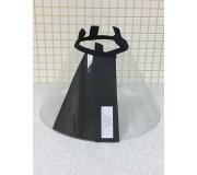 Воротник защитный пластиковый на липучке размер № 0 (7,5 см)