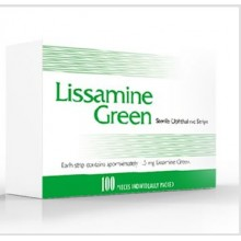 Lissamine Green Офтальмологические тест-полоски