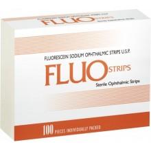 Fluo Strips Офтальмологические тест-полоски