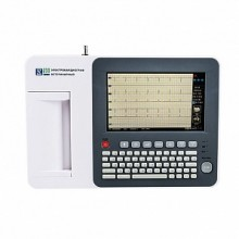 Трехканальный ветеринарный электрокардиограф ZOOMED ECG-i3