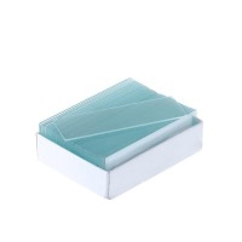 Стекло предметное со шлифованными краями 26*76*2 мм 50 шт/уп