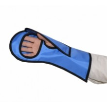 Рентгенозащитные рукавицы для ветеринарии