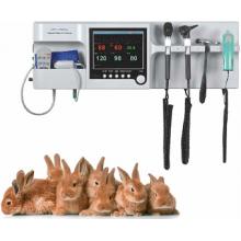 Комплексная настенная диагностическая система для ветеринарии URIT-7200 Vet (URIT Medical Electronic Co., Ltd.), Китай